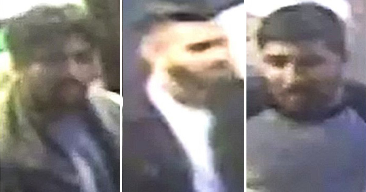 Hunt for trio 'who broke man's jaw' in homophobic attack