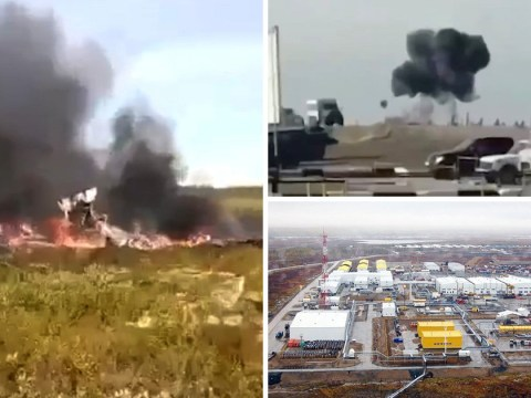 Eighteen killed after two helicopters collide in Siberia