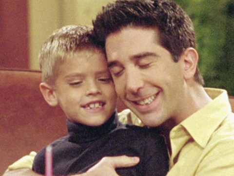 Friends fans can't handle fact Ross' son Ben is same age Jennifer Aniston was when show premiered