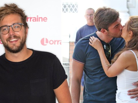 Love Island's Iain Stirling reckons Jack and Dani 'kiss like his grandparents'