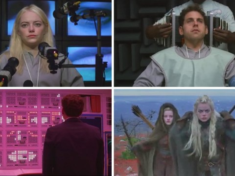 Netflix's Maniac trailer sees Emma Stone and Jonah Hill inseparable in their dream states