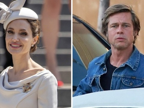 Angelina Jolie keen for quickie divorce amid claims Brad Pitt has not paid 'meaningful child support'