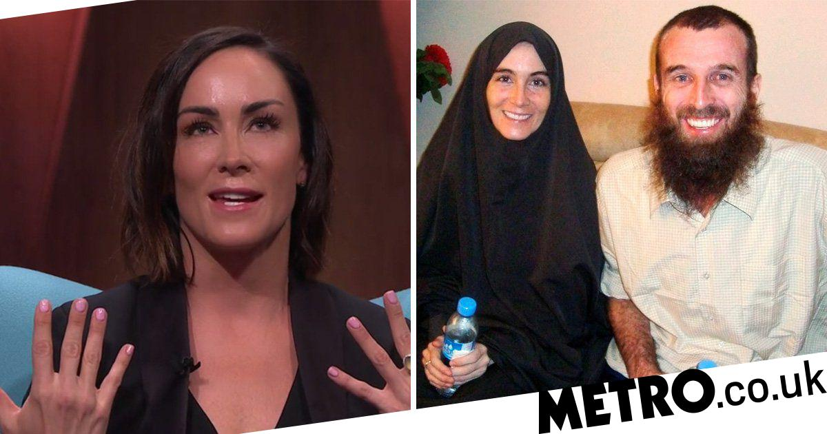Journalist Amanda Lindhout opens up about being raped in