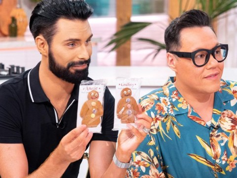 This Morning viewers baffled over 'pathetic' debate on what gender a gingerbread biscuit is