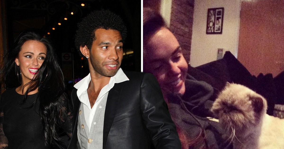 Jermaine Pennant confesses his dog murdered ex Jennifer Metcalfe's cat – and he never told her