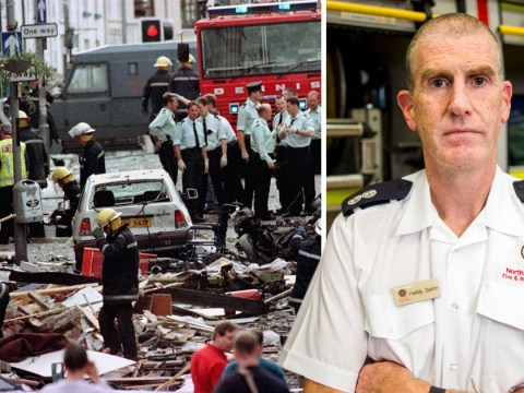 Firefighter describes scene of deadly Omagh bombing ahead of 20th anniversary