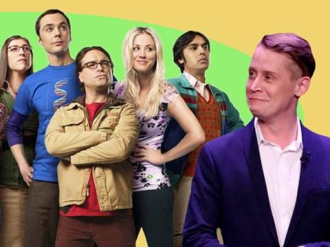 Macaulay Culkin turned down leading role in The Big Bang Theory three times