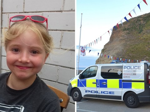 Family of girl, 9, killed by falling rocks say she was the 'light of their lives'