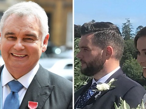 Proud dad Eamonn Holmes shares 'beautiful' photo from son Declan's Irish castle wedding