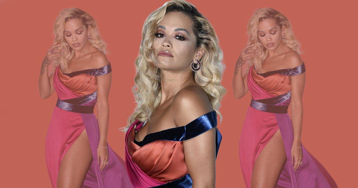 Rita Ora is a walking rainbow at UNICEF Gala as she 'prepares to pay tribute to Avicii at MTV VMAs'