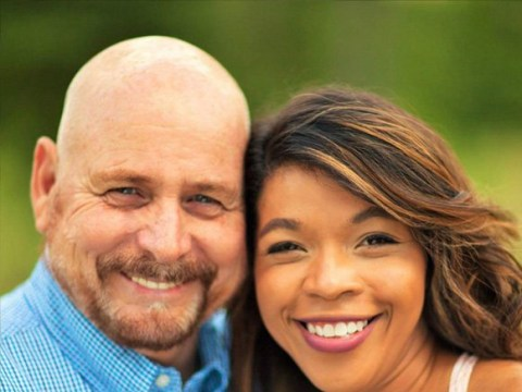 Nurse says marrying man 40 years older proves she isn't in it for the money
