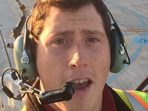 Tributes paid to Richard Russell who hijacked empty plane then crashed it