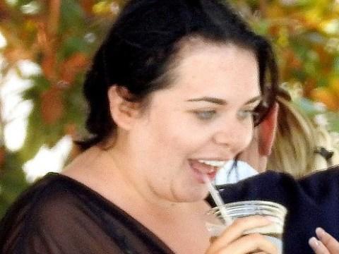 Scarlett Moffatt gets over cruel trolls as she 'lives her best life' in Las Vegas