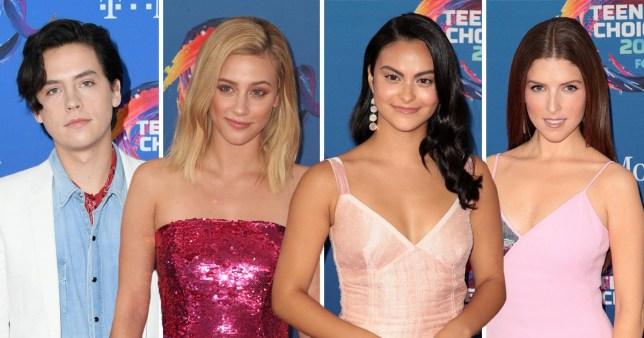 Teen Choice Awards winners: Riverdale's Lili Reinhart and