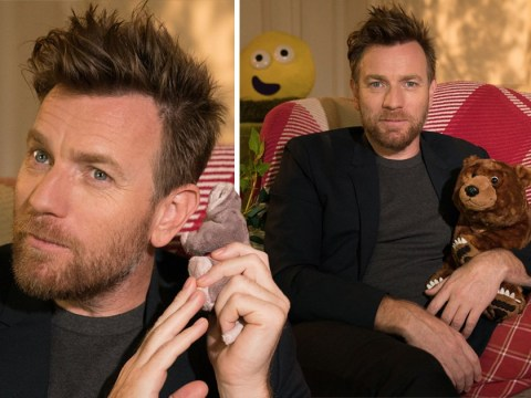 Ewan McGregor is the latest celebrity to put us to sleep as he reads CBeebies Bedtime Story