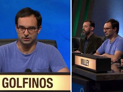 University Challenge fans have hailed contestant Golfinos as 'new Eric Monkman'