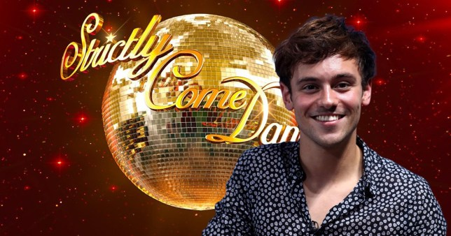 Tom Daley fuels Strictly rumours with latest tweet