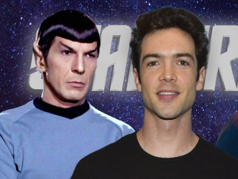 Gregory Peck's grandson Ethan cast as Spock in Star Trek: Discovery