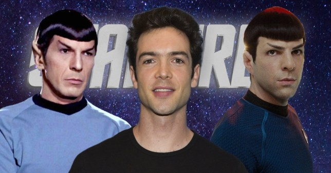 Star Trek: Discovery has found its new Spock, but it's not Zachary Quinto (Picture: Getty; Metro.co.uk)