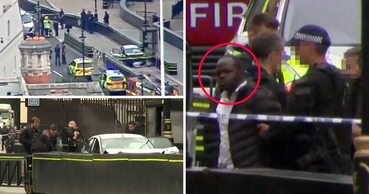Police launch appeal for footage and photos of Westminster terror attack