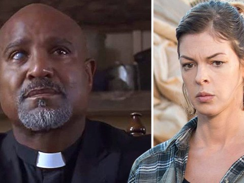 The Walking Dead's Father Gabriel star teases upcoming relationship with Jadis