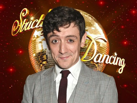 Lark Rise To Candleford star sends Strictly fans into frenzy as he teases fans with line-up announcement