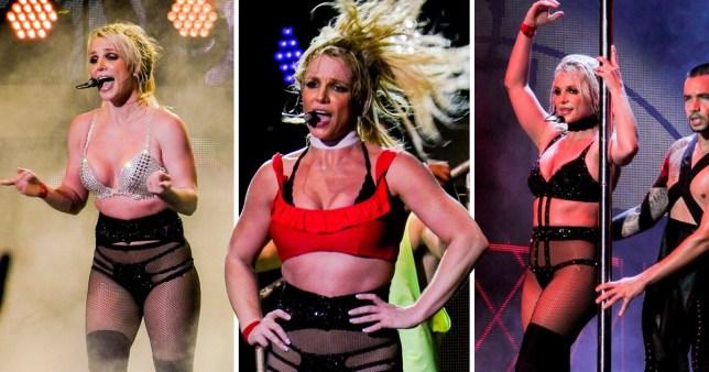 Britney takes on Scarborough