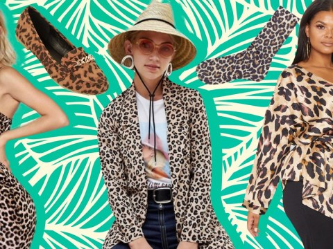 How to wear the leopard print trend on a budget