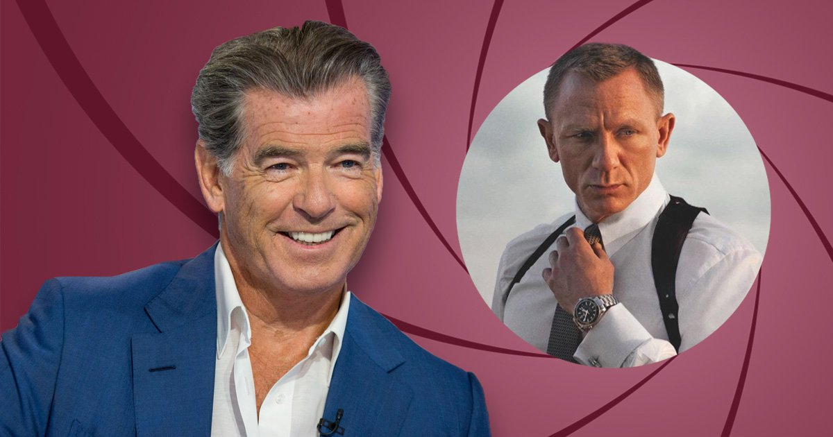 Pierce Brosnan believes that James Bond has lost its humour over the years