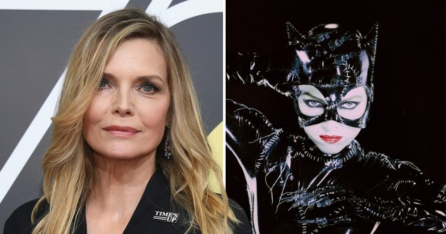August says there was nearly a Michelle Pfeiffer Catwoman ...