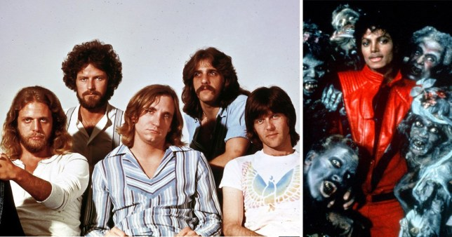 Sorry Michael Jackson - The Eagles now have the best selling album of all time
