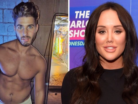 Charlotte Crosby shares grim tribute to boyfriend Josh for #mancrushmonday