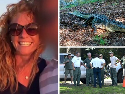 Woman dragged into water and killed by 8ft alligator while trying to save her dog