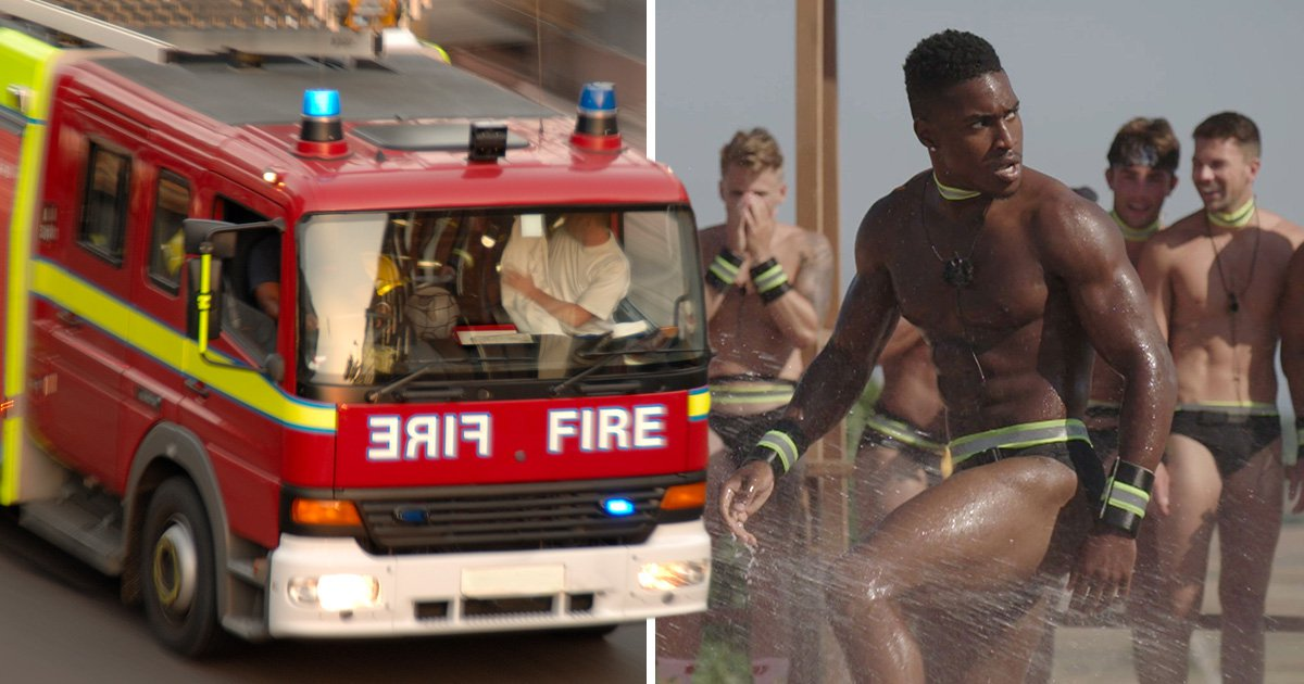 Women don't want to become firefighters 'because of sexual portrayal of firemen'