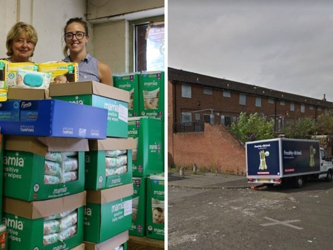 Thieves steal nearly £2,500 worth of nappies and sanitary products from food bank