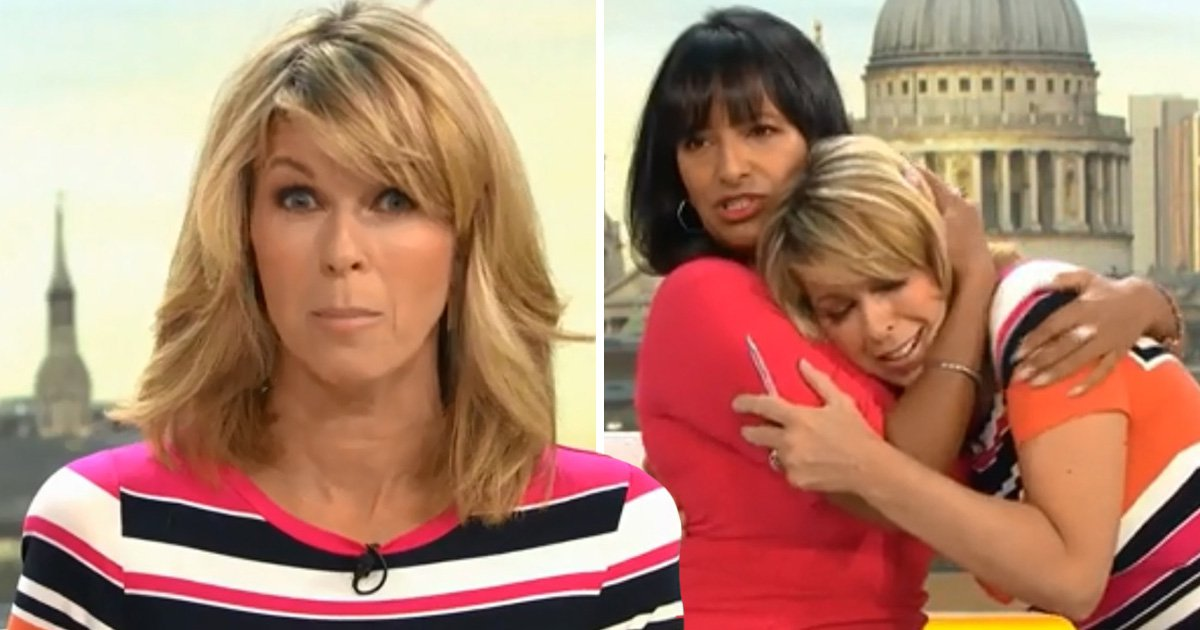 Kate Garraway hit by thieves and has car towed during health scare in one week: 'I can't believe it'