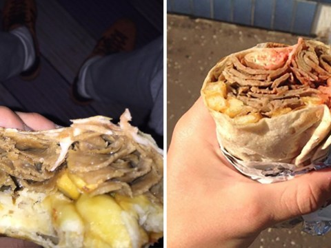 Central Scotland's hoagie wrap is a thing to behold