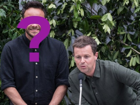 Who is replacing Ant McPartlin on I'm A Celebrity 2018 to host with Dec?
