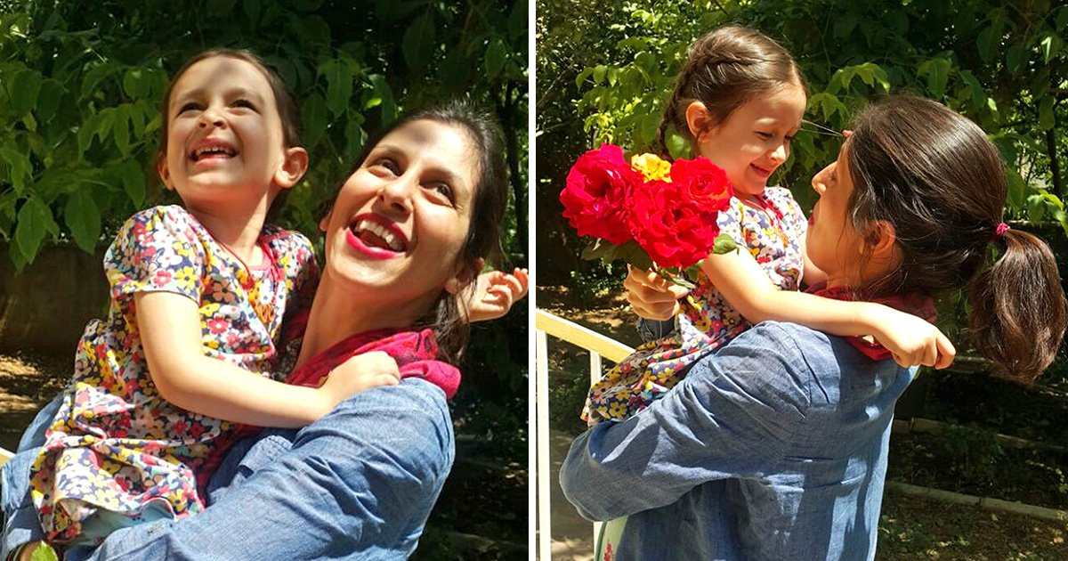 Nazanin Zaghari-Ratcliffe released from Iranian prison for three days