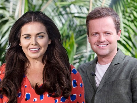 Of course Scarlett Moffatt is the favourite to join Declan Donnelly as co-host on I'm A Celebrity Get Me Out Of Here
