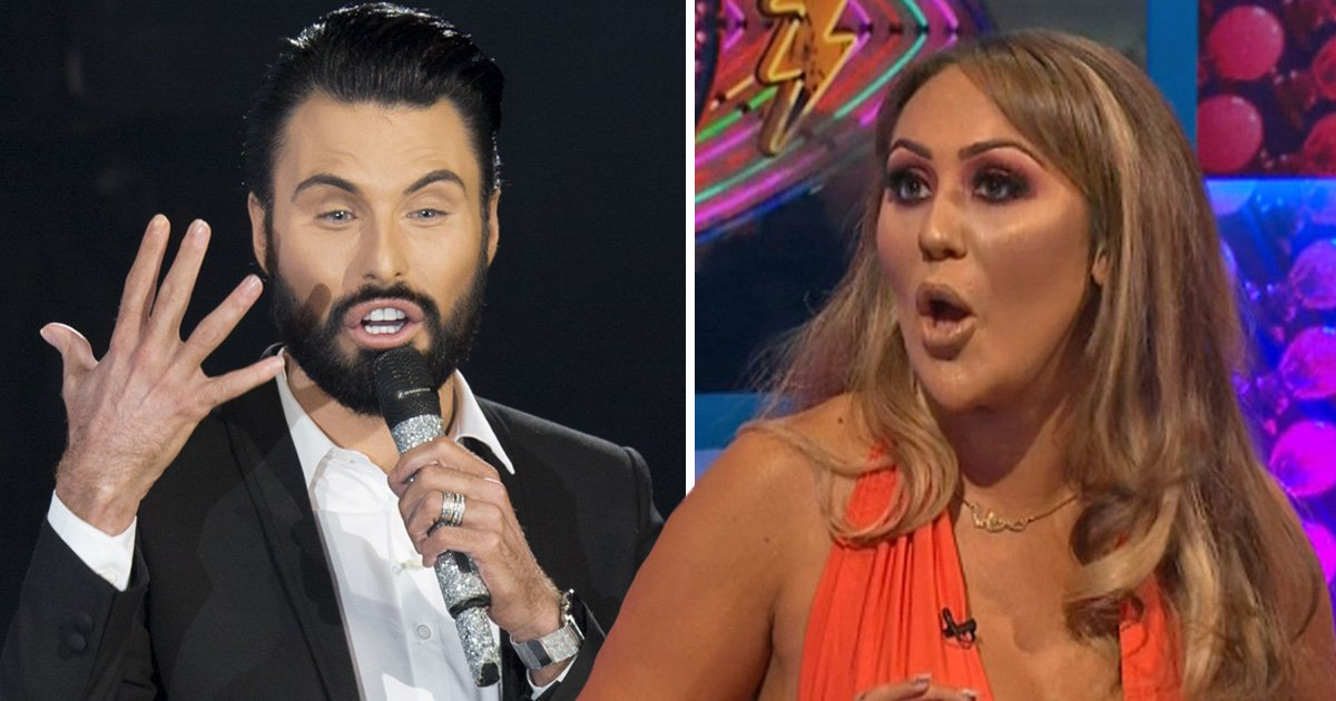 Rylan Clark-Neal mortified by Geordie Shore's Sophie Kasaei as she makes pretty grim argument for Chloe Ayling on CBBBOTS