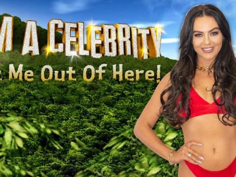Love Island's Rosie Williams has odds slashed on I'm a Celebrity spot