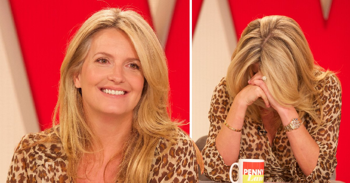 Loose Women's Penny Lancaster forced to apologise after she falsely claims Burt Bacharach is dead live on air