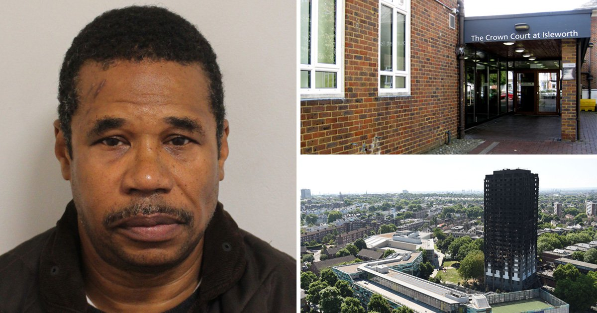 Man who faked being Grenfell resident to dodge jail sentenced to six years in prison