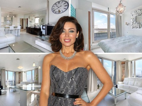Take a look inside Dannii Minogue's swanky old flat as £90,000 is slashed off asking price