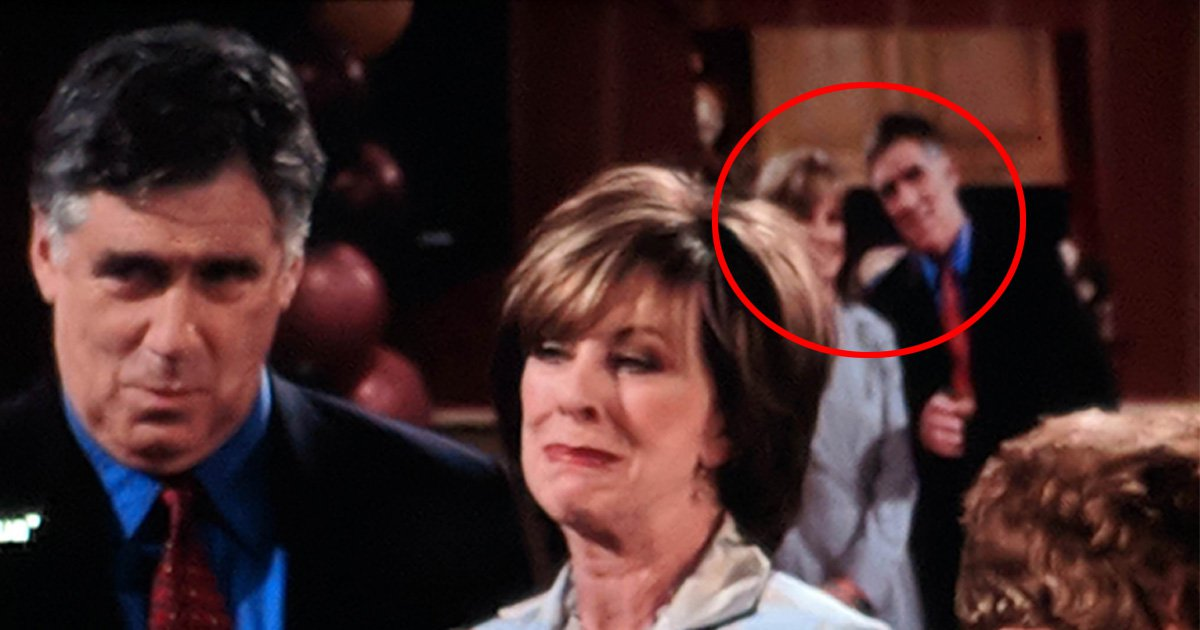 One eagle-eyed Friends fan has pointed out a glaring Jack and Judy blooper