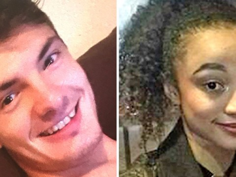 Hunt for missing schoolgirl who vanished nine days ago 'with man she met online'