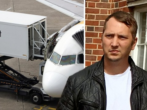 Heathrow worker stole charity money because he 'collects foreign currency'