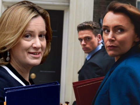 Bodyguard series 2 already in the works and former Home Secretary Amber Rudd is calling for a starring role