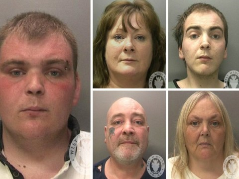 Six members of family behind 30 years of child abuse are now all in prison